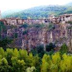 Castellfollit de la Roca en Gerona