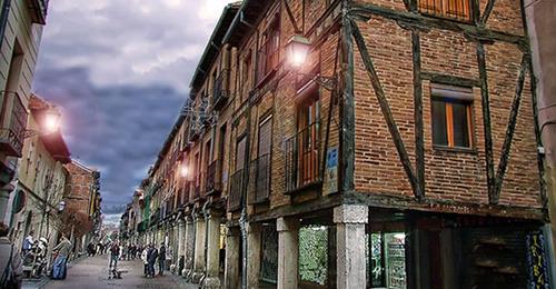 Alcalá de Henares como destino romántico