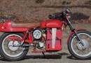 Harley-Davidson Transitron MK II, la primera Harley eléctrica