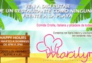 """Happy Hours"" de Martes a Domingo @ Marilyn's Bar & Grill"