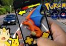 Llueven multas a choferes que juegan Pokémon Go