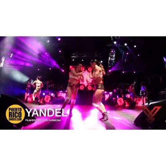 Todo un exito Yandel en todo vendido #chile #movistararena #santiago @yandel @puertoricounder @luiscarmona
