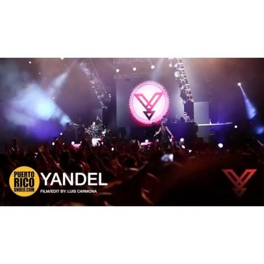 Movistar Arena Chile. @yandel @puertoricounder @luiscarmona #chile #movistararena #santiago #yandel #soyunduro