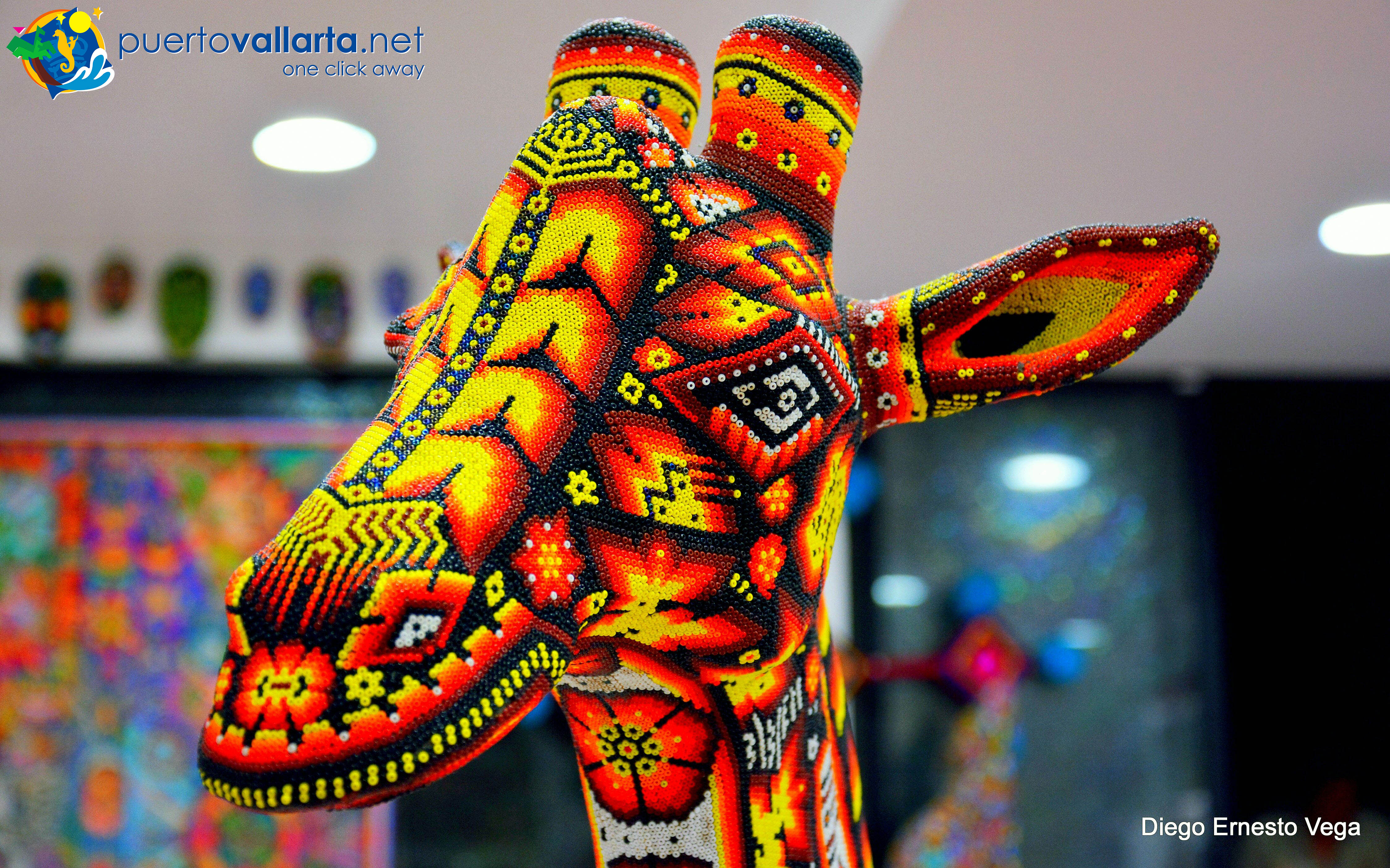 Arte Huichol For Sale Wixarika Folk Art Tradition And Color