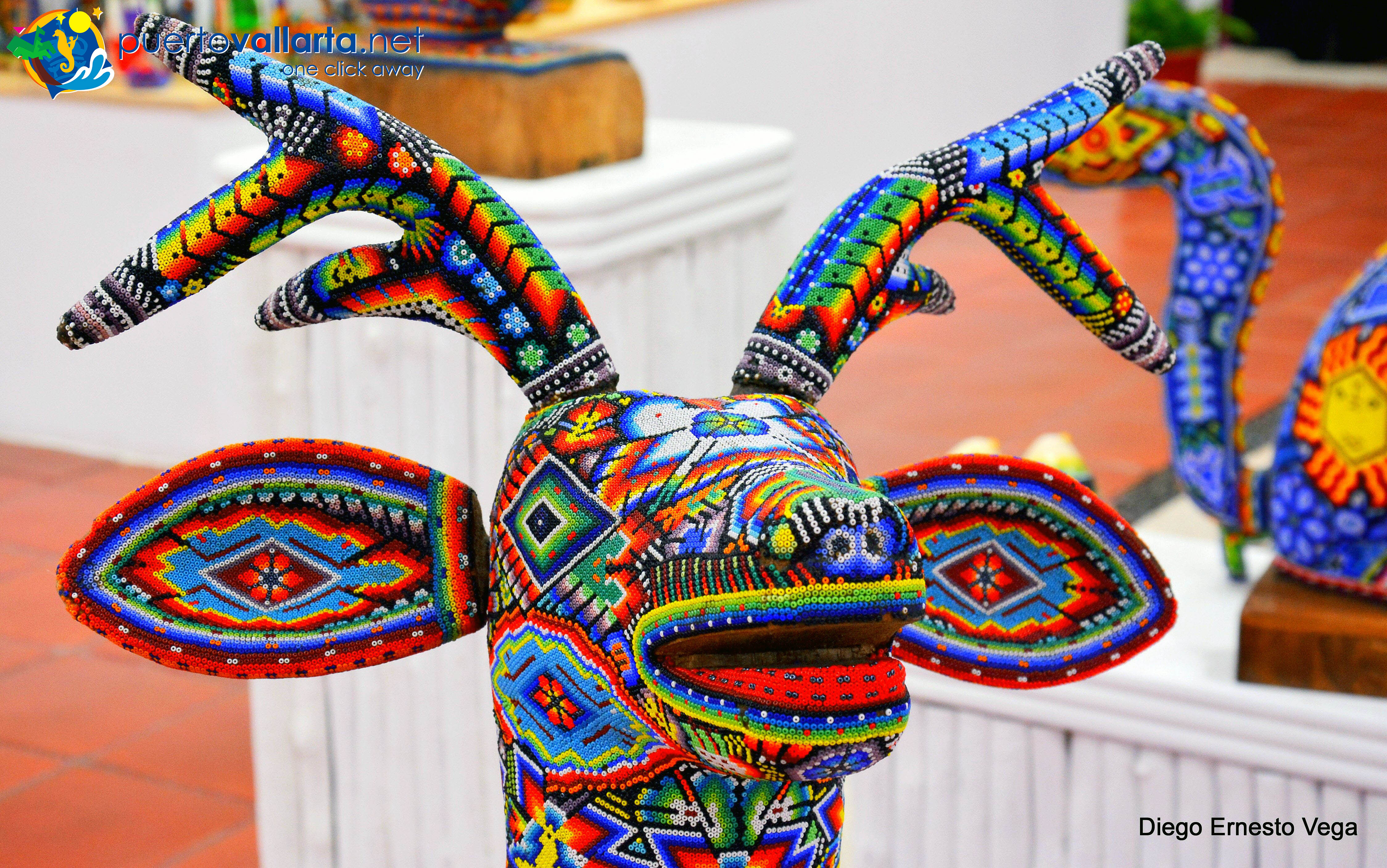 Arte Huichol Video Wixarika Folk Art Tradition And Color