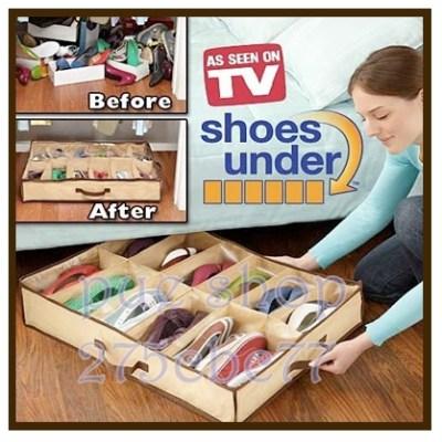 Under Shoes Anizer Solusi Bijak Menyimpan Koleksi Sepatu Anda