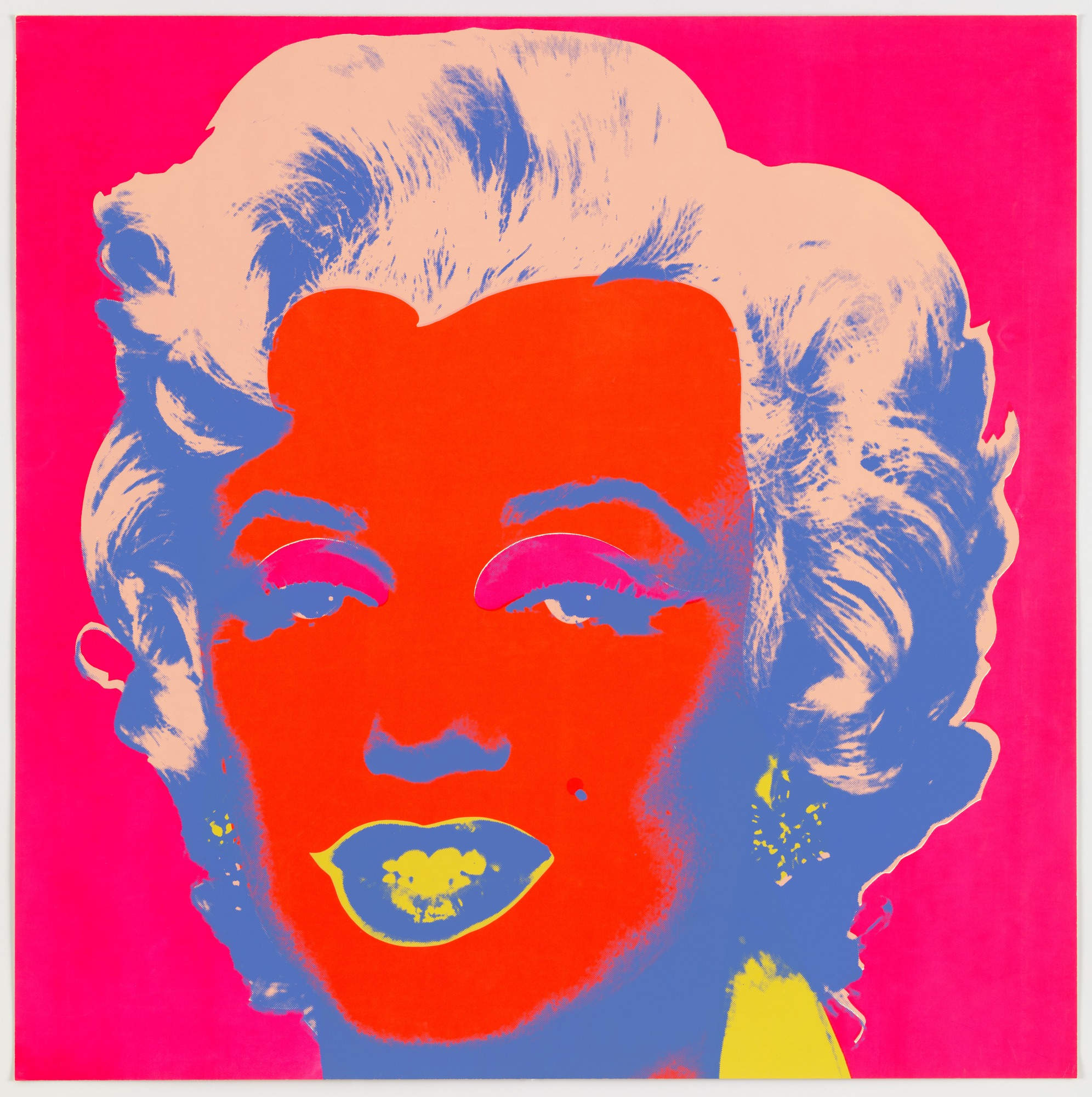Marilyn Pop Art Andy Warhol Pittsburgh Pop Art Pufflesandhoneyadventures