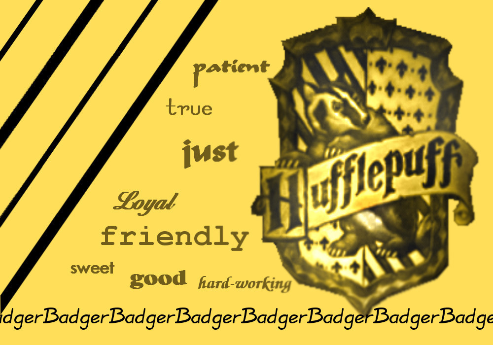 Phone Wallpaper Quote Maker Hufflepuff Pride Home To Helga S Army And What