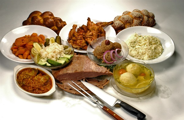 Rosh Hashana Dinner Pulling Corks And Forks