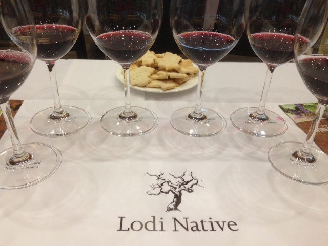 Lodi Native Wine Tasting