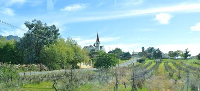 Riebeek Kasteel, South Africa
