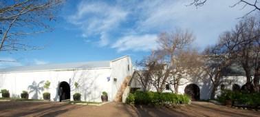 The House of Krone at Twee Jonge Gezellen Wine Estates