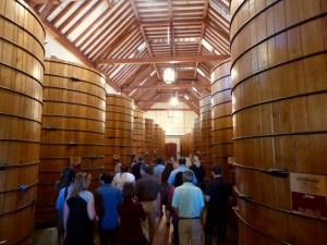 Jordan Vineyard winery tour