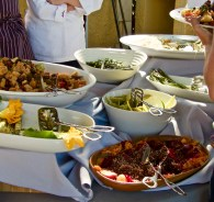 More Jordan Harvest Lunch buffet
