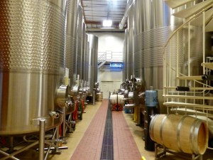 Winemaking at Jordan Vineyard