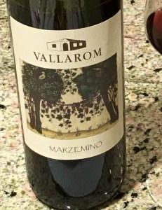 Vallarom-Marzemino