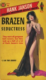 Gold Star Books IL7-13 - Hank Janson - Brazen Seductress