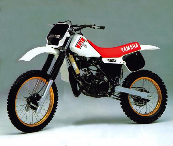GP\u0027s Classic Steel #109 1982 YZ125J \u2013 PulpMX
