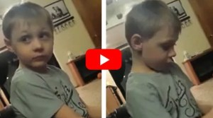 This 5-Year-Old Has Got Girl Problems… And I Can't Stop Laughing (VIDEO)