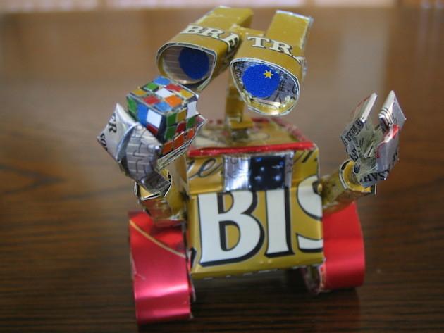 3. Wall-E