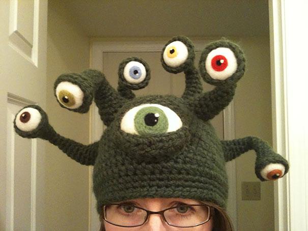 The Beholder Hat