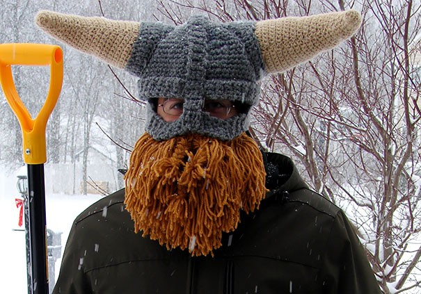 Bulky Knitting Machine Patterns : 33 Outrageously Awesome Hats To Wear This Winter