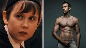 Remember That Neville Longbottom Photoshoot You Were Gushing Over? It Just Got Better