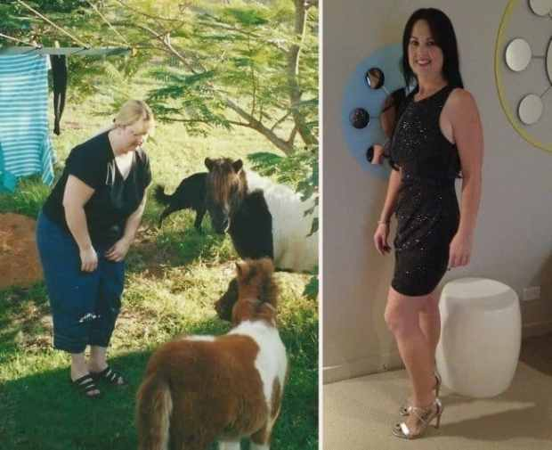 57e8f7eb441f9 - 15 Amazing Weight Loss Transformations That Prove Nothing Is Impossible