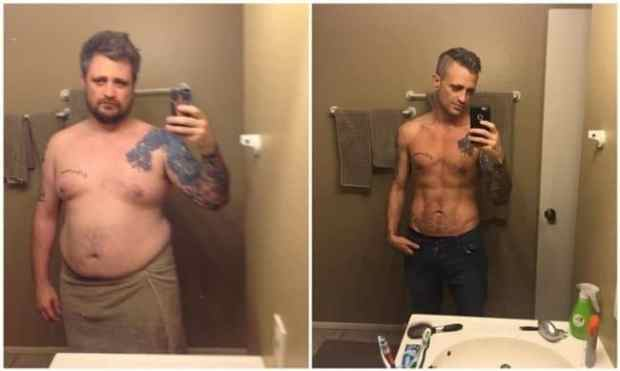 57e8f7ec46a09 - 15 Amazing Weight Loss Transformations That Prove Nothing Is Impossible