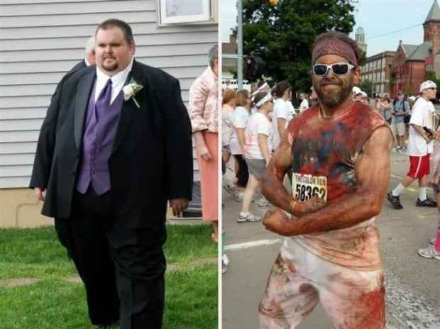 57e8f7ecac6be - 15 Amazing Weight Loss Transformations That Prove Nothing Is Impossible