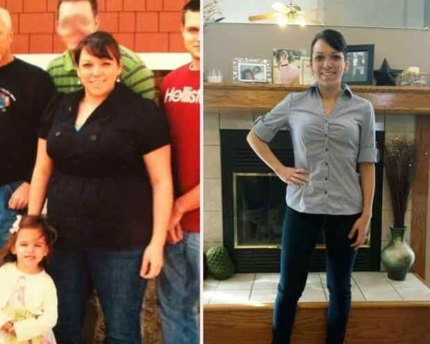 57e8f7ed27290 - 15 Amazing Weight Loss Transformations That Prove Nothing Is Impossible