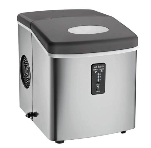 Domestic Countertop Ice Maker : portable ice maker machine comes in handy speaking of which perhaps ...