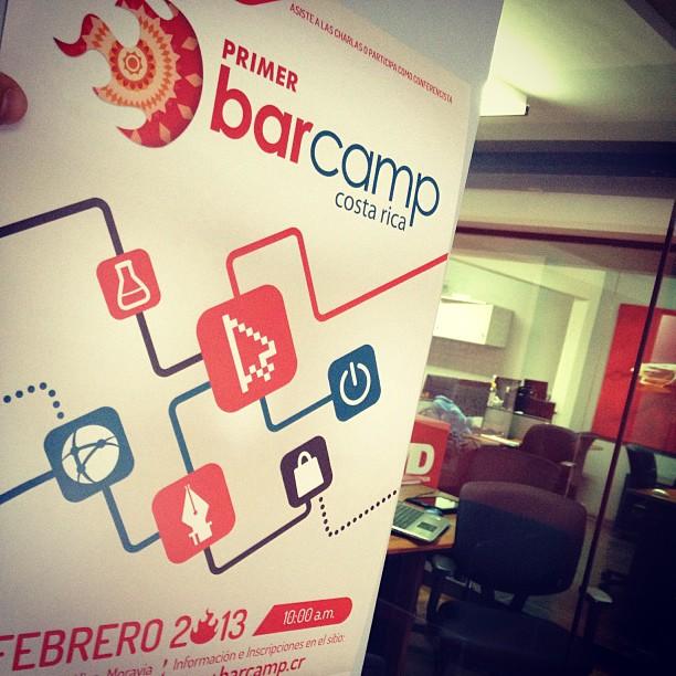 BarCamp Costa Rica