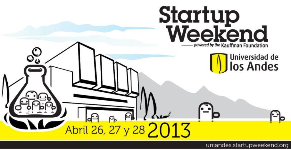 Startup Weekend Universidad de Los Andes