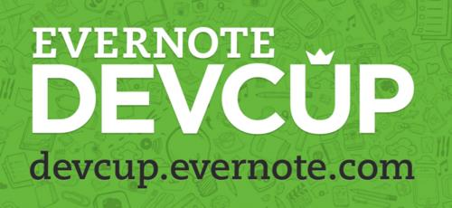 Evernote Devcup 2013