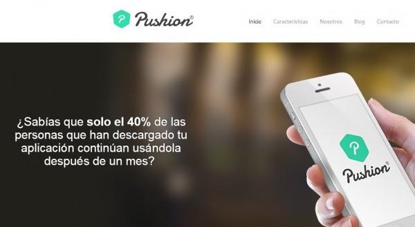 Pushion