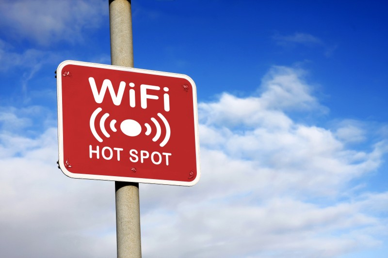 Wifi público