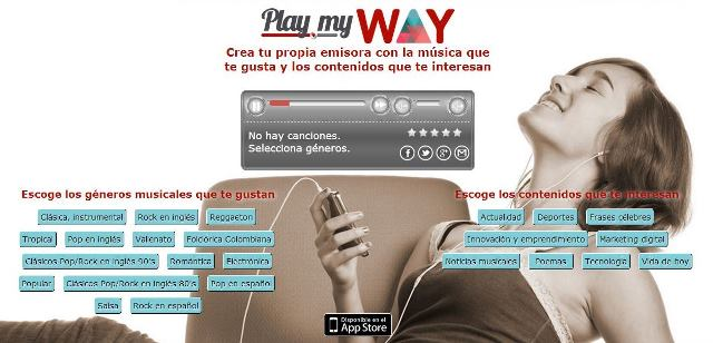 PlayMyWay