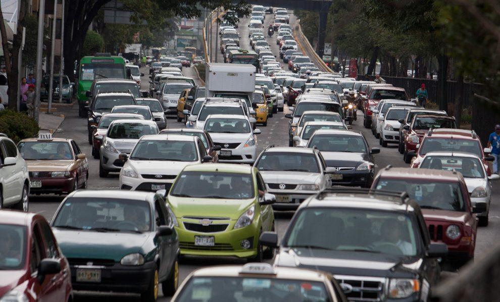 Ciudad de México vehículos