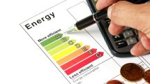 eficiencia energética - sector energético