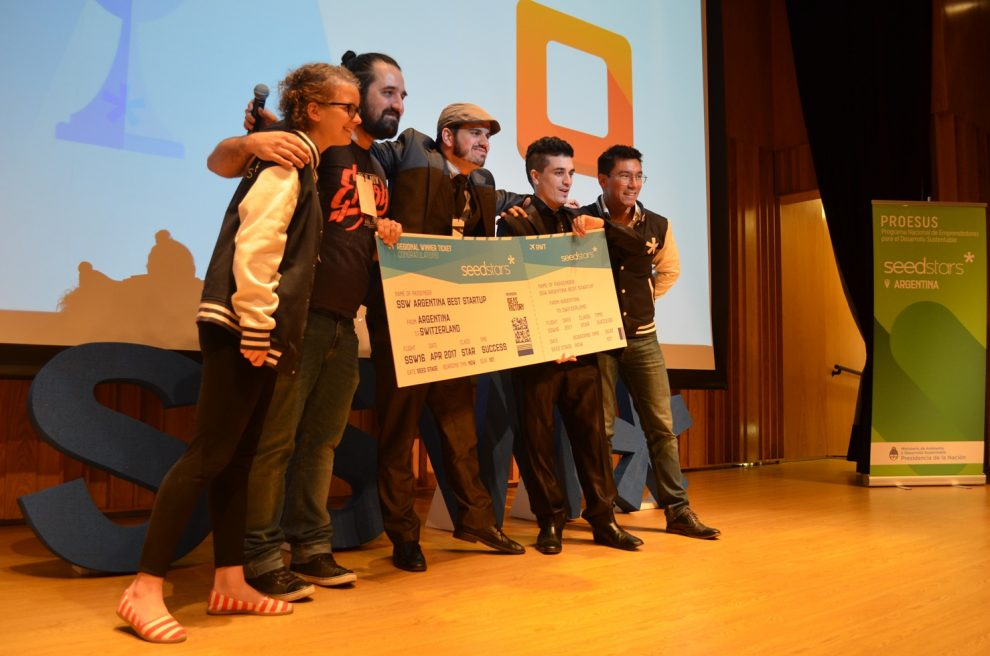 Smartpoll se llevó el primer lugar de Seedstars World Argentina