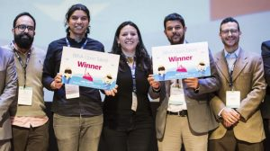 ganadores BBVA Open Talent 2016 - Fintech