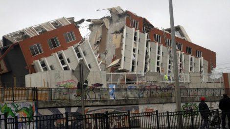 Chile Alerta - desastres naturales