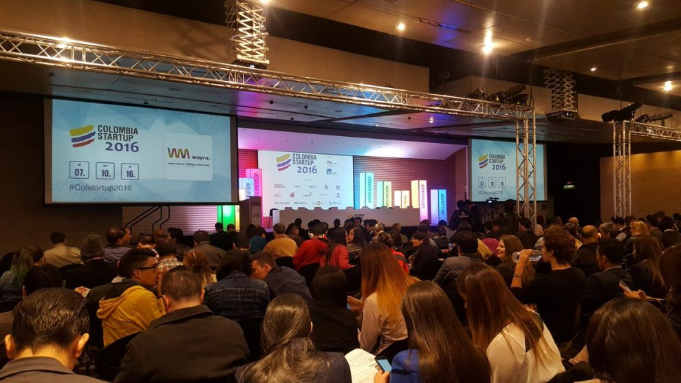 Colombia Startup 2016