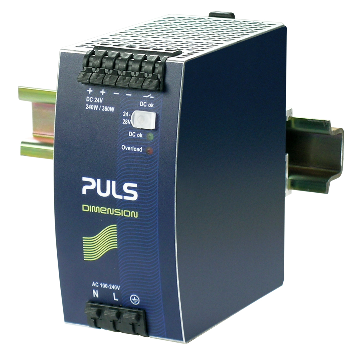 A1 Din Qs10 241 A1 Din Rail Power Supplies For 1 Phase Systems