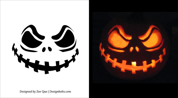 Pumkin Carvings Scary Faces simple small house design