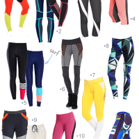 Fitness Style Picks: Standout Workout Leggings & Sweats