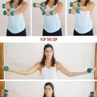 15-Minute Upper Body Workout (Low Weight, High Reps)