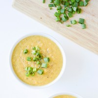 Slow Cooker Corn Chowder (Dairy-Free)