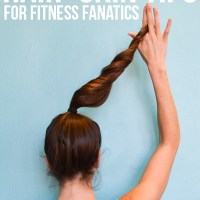 Keeping Your Skin & Hair under Control: Tips for People Who Love  Working Out